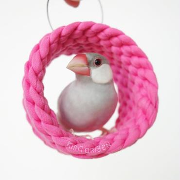 ホヨヨ ボール cherry pink