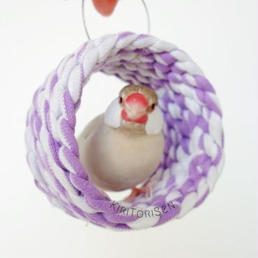 ホヨヨ ボール purple mix