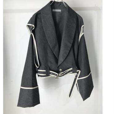 trimming  jacket