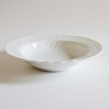 リチャードジノリ ベッキオホワイト スーププレート20cm