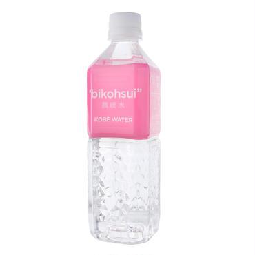 微硬水 500mlペットボトル・24本入