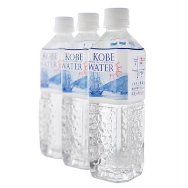 神戸ウォーター 六甲布引の水 500mlペットボトル×48本セット