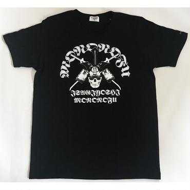 GUARD OF SEA ISAGIYOSHI TEE/海防人 潔しTシャツ/KOBUSHI BRAND/コブシブランド(BLACK)