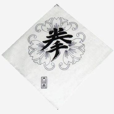 KOBUSHI BRAND BANDANA/KOBUSHIブランドバンダナ/拳BRAND/コブシブランド/こぶしぶらんど