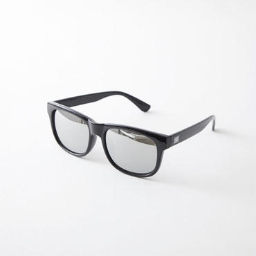 KOBUSHI BRAND OG SUNGLASSES(BLACK/MIRROR)/ミラーレンズサングラス