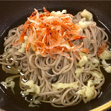 【沼津港直送‼︎】赤富士 潮ぶっかけそば 話題の拳流駿河そばより年越し蕎麦を 12月29日一斉発送 熨斗対応いたします。
