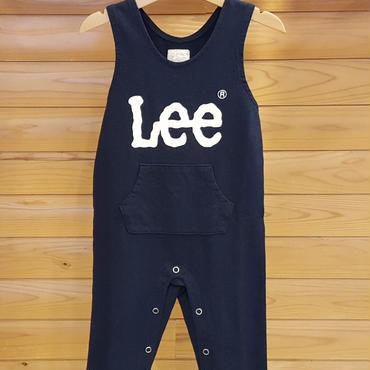 【Lee】  ロンパース(NAVY)80cm