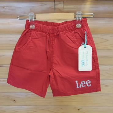 【Lee】ショートパンツ(RED)