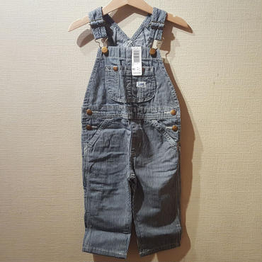 【Lee】OVERALL DENIM(hickory)