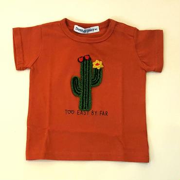【Donkey Jossy】 サボテンTシャツ