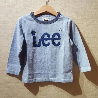【Lee】長袖Tシャツ(BLUE)