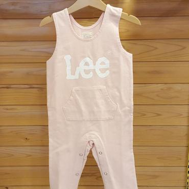 【Lee】  ロンパース(PINK)80cm