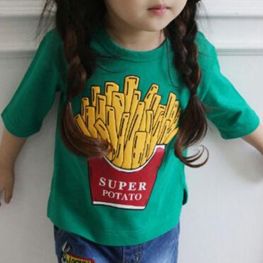 POTATO Tシャツ(GREEN)