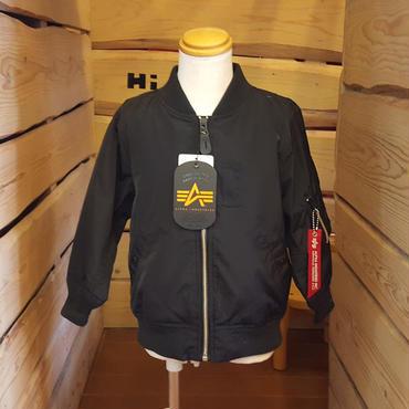 アルファー MA-1ライトフライトジャケット