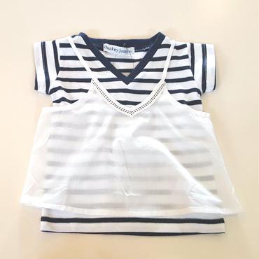 【Donkey Jossy】Tシャツ(WHITE)