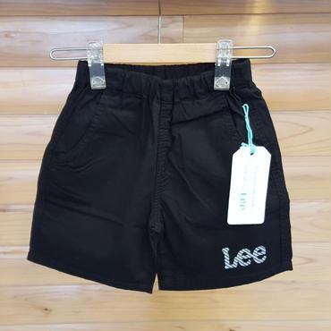 【Lee】ショートパンツ(BLACK)