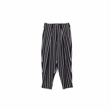""""""" Y's """" Stripe Wide Pants ¥18000+tax【着画あり】"""