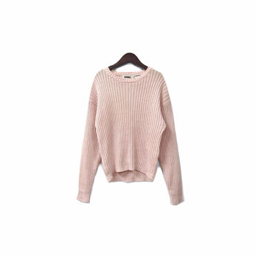""""""" USED """" Cotton&Linen Knit Tops ¥6000+tax【着画あり】"""