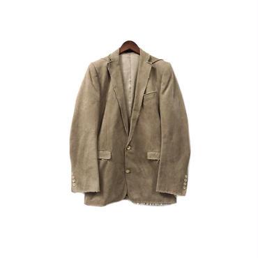 ato - Mollskin Tailored Jacket (size - 46) ¥14000+tax