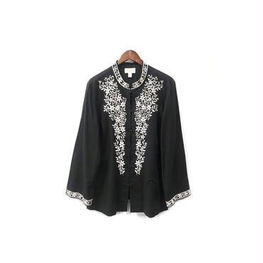 USED - Needlework China Shirt ¥7500+tax