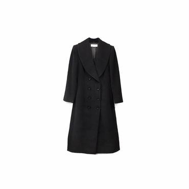 """"""" Yves Saint Laurent """" Angola&Wool W Long Coat(¥38000+tax→¥28000+tax/36)"""