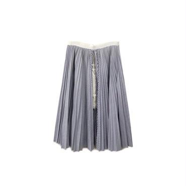 sacai luck - Pleated Design Skirt (size - 1) ¥15000+tax
