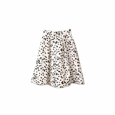 """ beautiful people "" Dalmatian Culottes ¥18000+tax【着画あり】"