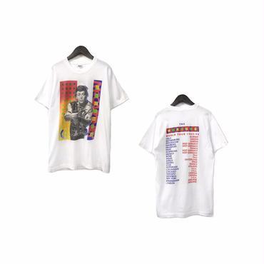 """ USED "" Print Tee (size - L) ¥9000+tax【着画あり】"