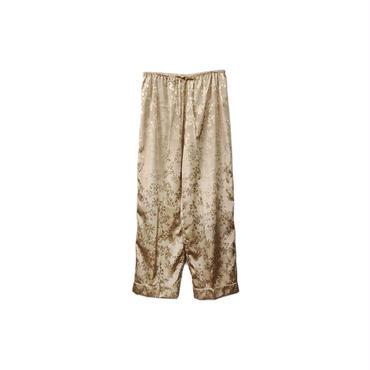 USED - Needlework Design Pants ¥8500+tax