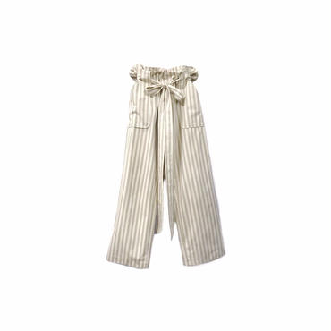 """ MARNI "" Stripe Wide Pants (size - 42) ¥15000+tax【着画あり】"
