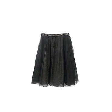 muller of yoshiokubo - Layered Design Skirt (size - 38) ¥13500+tax