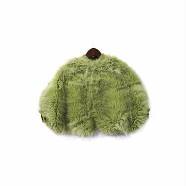 COMME des GARCONS - Fake Fur Design Blouson ¥18500+tax