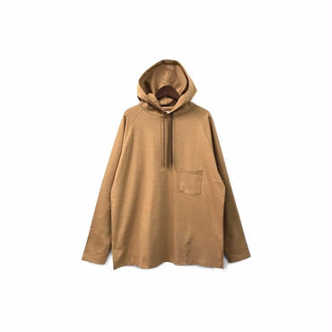 yotsuba - Hooded Cut&Sew / Brown ¥12000+tax