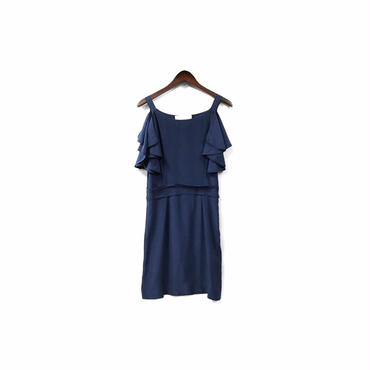 """ STELLA McCARTNEY "" Silk Design One-piece (size - 36) ¥13500+tax→¥9500+tax【着画あり】"