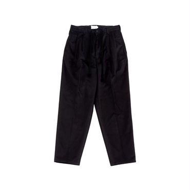 yotsuba - Wide Pants / BLACK ¥19000+tax