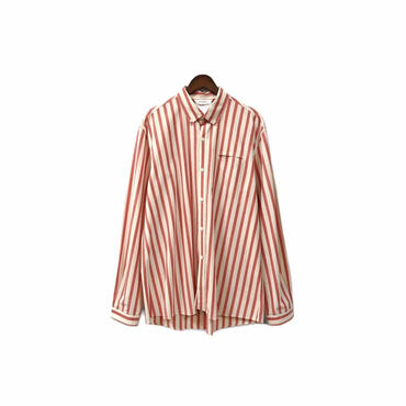 DIGAWEL - Stripe Long Shirt (size - 3) ¥13500+tax
