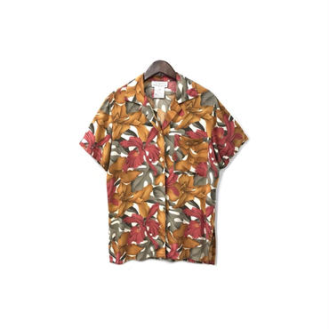 USED - Rayon Aloha Shirt ¥8000+tax