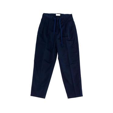 yotsuba - Wide Pants / NAVY ¥19000+tax