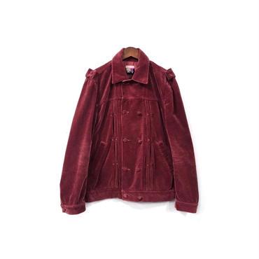 FACETASM - Design Corduroy Jacket (size - S) ¥26000+tax → ¥23400+tax
