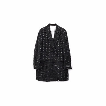 """"""" Robes&Confections """" Tweed Chesterfield Coat(¥32000+tax→¥28000+tax/3)【着用画像あり】"""