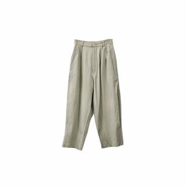 """"""" Yohji Yamamoto """" Tack Pants ¥9000+tax【着画あり】"""