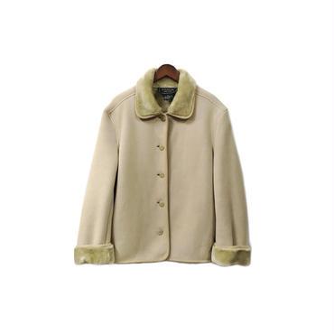 USED - Fleece Boa Jacket ¥13000+tax