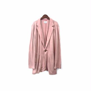 """"""" USED """" Knit Jacke (size - L) ¥10500+tax"""