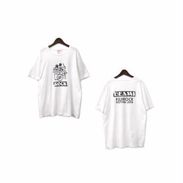""" USED "" Print Tee (size - L) ¥6500+tax【着画あり】"