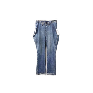 the Sakaki - Remake Denim Pants ¥22000+tax