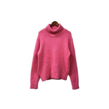 FACETASM - Turtleneck Knit Tops (size - 5) ¥16000+tax