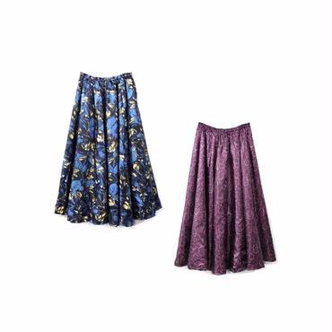 """ USED "" Reversible Design Long Skirt ¥10500+tax【着画あり】"