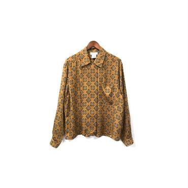 USED - Rayon Ethnic Shirt ¥8000+tax