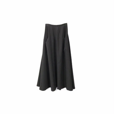 Y's - Long Flared Skirt (size - 2) ¥18500+tax
