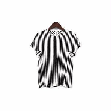 """ TOGA "" Stripe Design Tops (size - 1) ¥9000+tax【着画あり】"